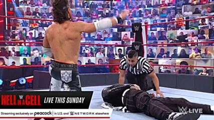 Jeff Hardy vs. John Morrison: Raw, June 14, 2021