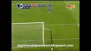 22.04 Манчестър Юнайтед - Портсмут 2:0 Майкъл Карик гол