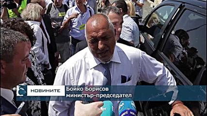 Борисов: За какво ни е ресор земеделие? Искаме модерни технологии