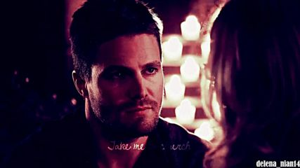 Oliver & Felicity   Take Me To Church
