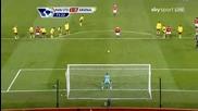Манчестър Юнайтед - Арсенал 1:0