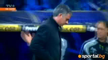 Реал Мадрид диша във врата на Барса