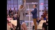 Rada Manojlovic - Deset ispod nule (pink tv) 02.04.2013 # Превод