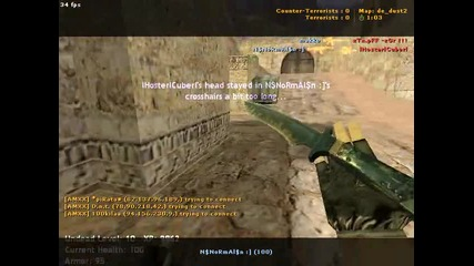 Counter Strike 1.6 Gameplay By Disfunction