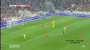 Украйна 1 - 0 Македония ( квалификация за Европейско първенство 2016 ) ( 12.10.2014 )