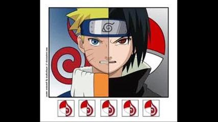 naruto vs sasuke and team 7