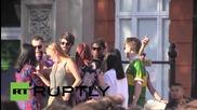 Англия: Хиляди посетиха 10-тият годишен уличен фестивал в Брикстън