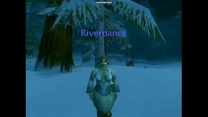 World Of Warcraft Dancing 3.0.2