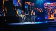 Ненчо Балабанов като Eros Ramazzotti - Като две капки вода (Концерт 2015)