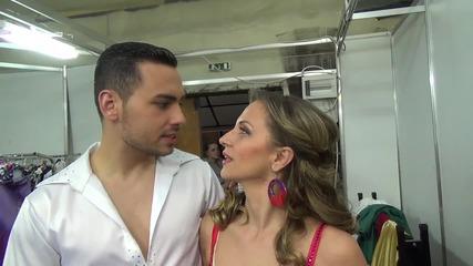 Dancing Stars - Нана и Миро за мангото и мамбото