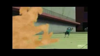 Naruto The Abridged Series Mentos