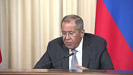 Russia: Lavrov mentions Vyshinsky case when issue of detained Ukrainian sailors arises