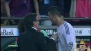 Футболът е приятелство! Кристиано Роналдо и Пуйол се прегръщат след Ел Класико | 26.10