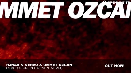 R3hab & Nervo & Ummet Ozcan - Revolution (instrumental Mix)