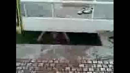 Откачалки в гребната 7