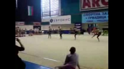 Esteti4eska Gimnastika-Knqginq Kalina