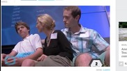 Spelling Contestant Tries, Fails to Dodge Mom's Kiss