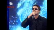 Иван Пее Сам В Дует И Проваля Репетициите на останалите участници в Music Idol - 17.03.2008 HQ
