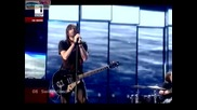 Eurovision 2009 - Първи полу финал 08 Швейцария