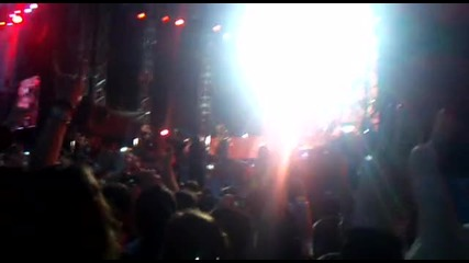 Sonisphere - Metallica - Creeping Death!