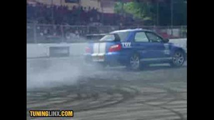 Subaro Impreza Drift