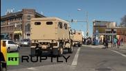 Националната гвардия на САЩ остава по улиците, заради планирани нови протести за Фреди Грей