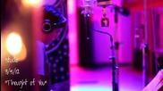 Джъстин Бийбър / Записването на Thought of You