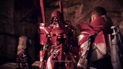 Mass Effect 3 - Саможертвата на Легион
