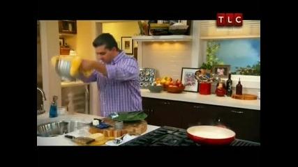 Кралят на кухнята - 5 епизод