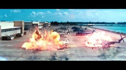 Battleship Official Trailer 2 - (2012) Hd