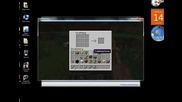 майнкрафт-как да направим ръчка (после ще обясня за какво е)