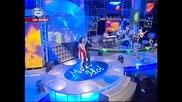 Страхотен дует!Мария и Краси Гюлмезов - Където няма студ-music idol 2-велика песен!!! 21.04.2008