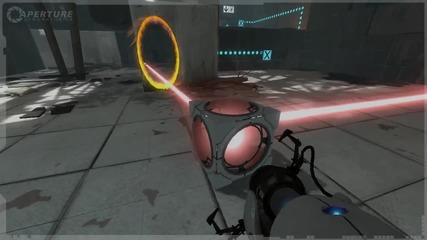 Portal 2 - Thermal Discouragement Beam