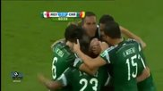 World Cup 2014 Brazil Mexico - Cameroon 1:0 All goals & Full highlights H D