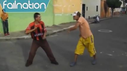 Пияни побойници - Много смях