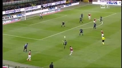 Интер 4:2 Милан 06.05.2012