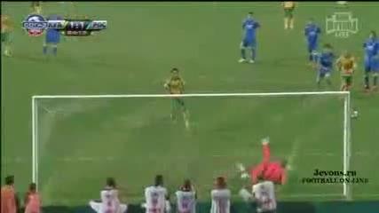 Ивелин Попов с 2 гола при равенство на Кубан