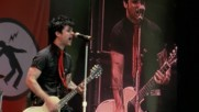 Green Day - American Idiot (Live Video) (Оfficial video)