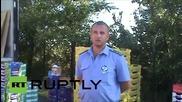 Русия: В Крим започнаха да унищожават незаконно внесените храни