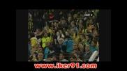21.10 Фенербахче - Арсенал 2:5 Семих Шентюрк гол