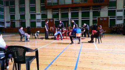 Богомил Йорданов на благотворителен турнир по лег Георги Огнянов
