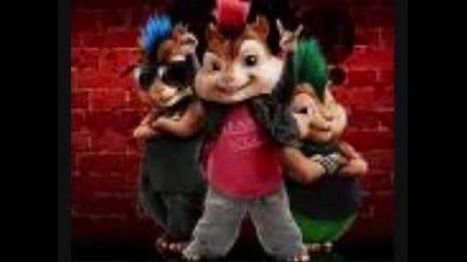 Adam Lambert - For Your Entertainment - Chipmunk