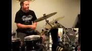 The Berzerker- No One Wins (todd Hansen Drum Solo)