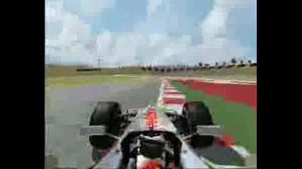 Formula 1 2007 Season Spain