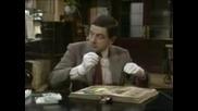 Mr Bean - Library