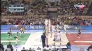 Trentino Volley hits