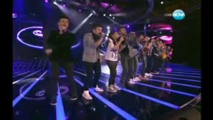 Любо - Забранена любов X Factor 09.11.2011