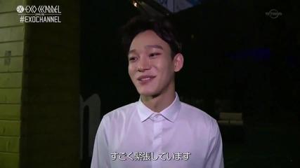 (превод) Exo Channel Japan - Епизод 3