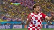 12.06.2014 Бразилия - Хърватия 3:1 (световно първенство)