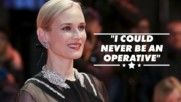 Diane Kruger trained with Mossad agents for Israeli spy film
